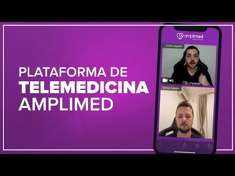 Como utilizar telemedicina no prontuário eletrônico Amplimed