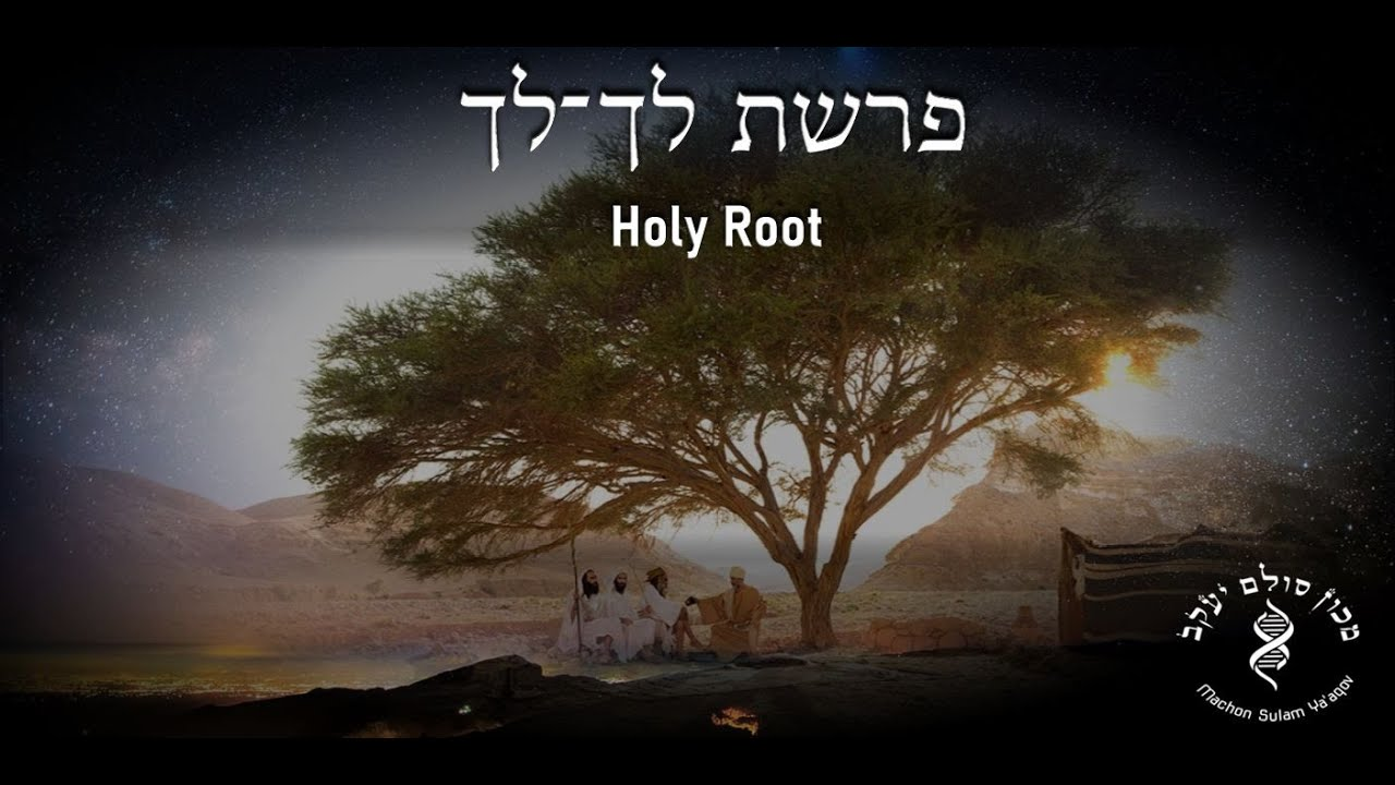 Download Parashat Lech Lecha: Holy Root