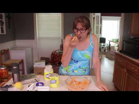 Carrot Raisin Pineapple Salad