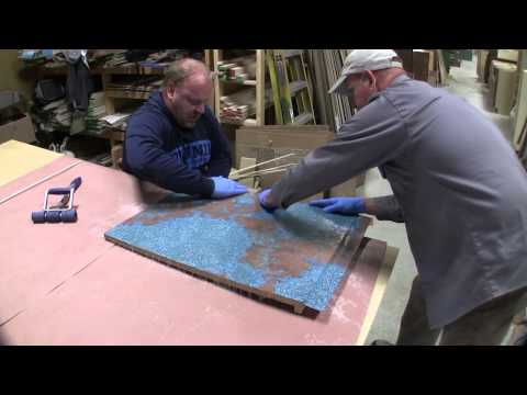 How to Make Custom Copper Countertops