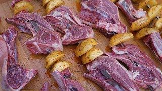 Вкусный рецепт сочного шашлыка из баранины по-армянски. Рецепт от Жоржа