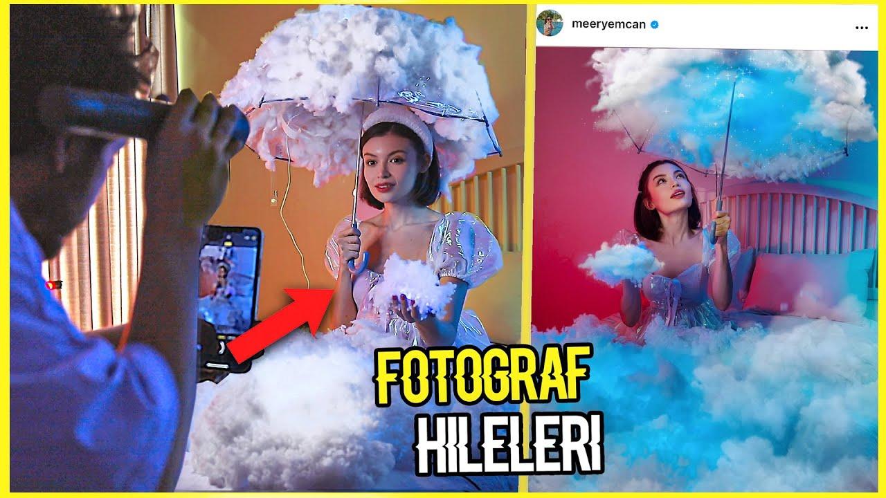 VİRAL FOTOĞRAF HİLELERİNİ TEST ETTİM!