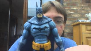 mattel attack armor batman 2004 figure review