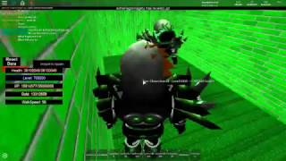 ROBLOX/[REINO DIAMANTE!] Knight ' s Revenge II RPG/LEVEL 700k