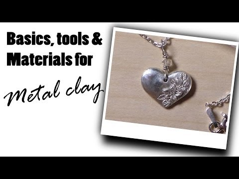 Making Silver Jewelry; Tools & Materials...