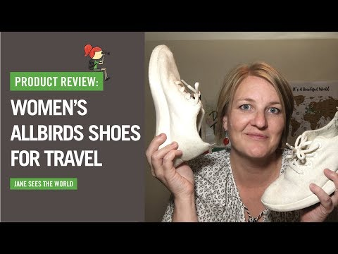 Women's Allbirds Shoes For Travel To Europe [Product Review]