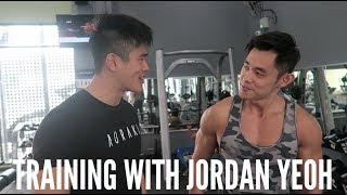Full Day with JORDAN YEOH (Training + Q&A)
