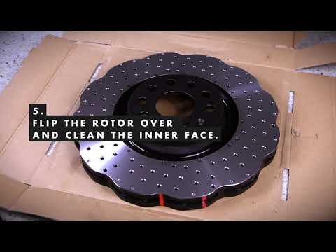 DBA   How To Clean Disc Rotors