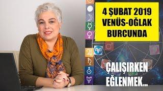 4 Şubat Venüs'ün Oğlak Burcuna Girişi
