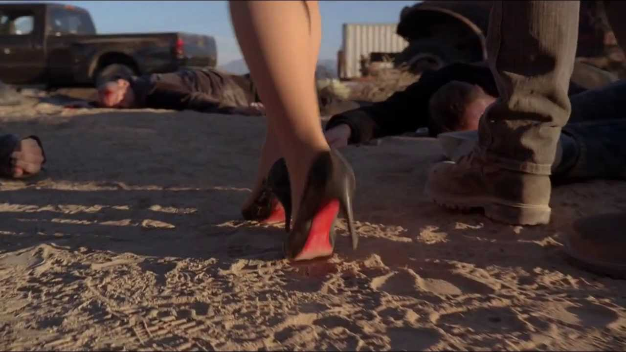 Lidia From Breaking Bad In Pantyhose Scene Hd Лидия В -4521