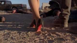 "Lidia from Breaking Bad in pantyhose scene HD (Лидия в колготках ""Во все тяжкие"")"