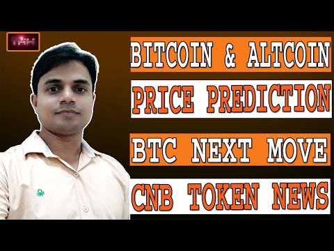 Bitcoin Altcoins Latest Update and Price prediction | Cryptocurrency Market Update | CNB News
