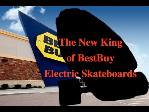 BestBuy Just Got Legit when it comes to Electric Skateboards