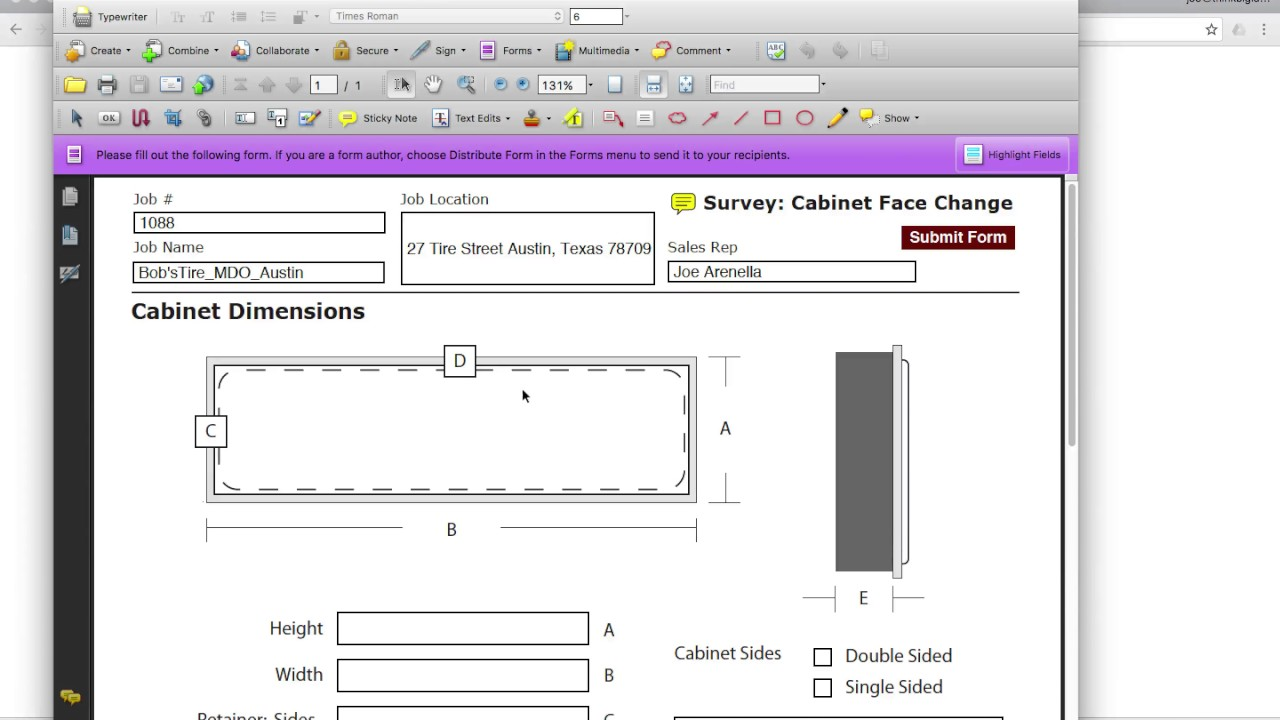 Work Orders, Forms & Sign Design Templates - YouTube on custom order form, upholstery order form, painting order form,
