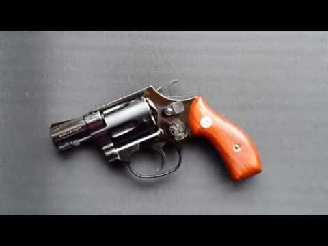 Tanaka S&W Model 36 Ladysmith Review [Airsoft]