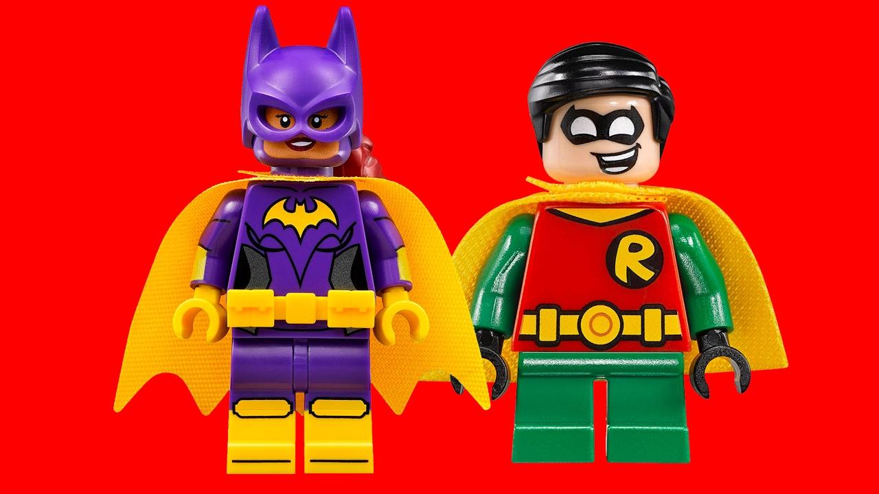 Batman Vs Superman And Robin SuperHero 2017 Lego Movie