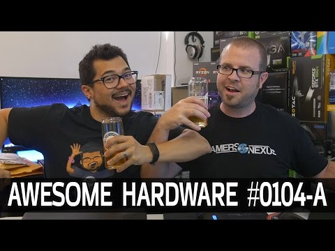 Awesome Hardware #0104-A: AMD Stock Plunges, Half Life 3 NOT Confirmed