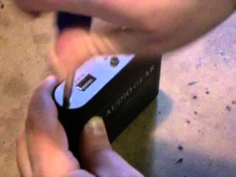 Audio Gear audio 5.1 decoder