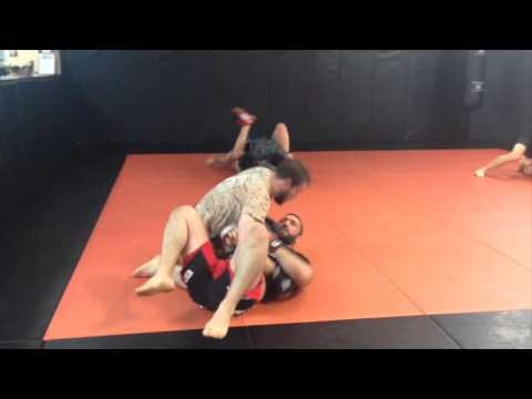 Extreme MMA -  MMA Sparring with Coach Vik Grujic