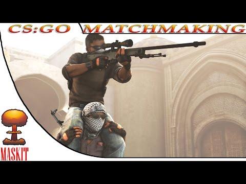 видео: cs:go - matchmaking | Ад с Рандомной Тимой