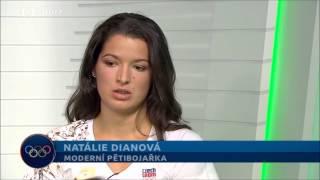 12. 11. 2014 - Stipendisté pro Rio 2016, ČT Sport, Olympijský magazín