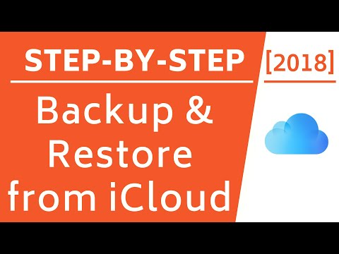 how-to-backup-&-restore-iphone-from-icloud!-[2018]