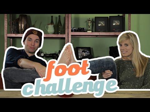 FOOT CHALLENGE!