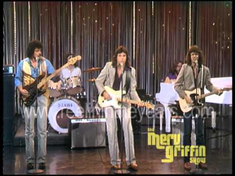 "Vince Gill & Pure Prairie League- ""Still Right Here In My Heart"" (Merv Griffin Show 1981)"