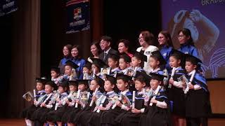 K3 Graduates|2016-2017 ABC Pathways International