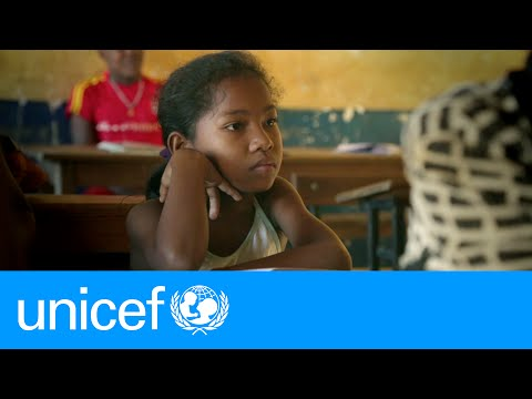 Educating the next generation of a Madagascar family | UNICEF