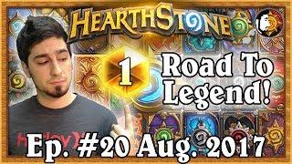 Hearthstone: Pirate Warrior (Rank 3) [Aug