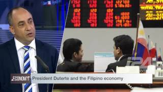 The Philippines at the head of Asia's economic growth