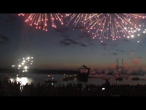 Салют День города Конаково 25.06.2016