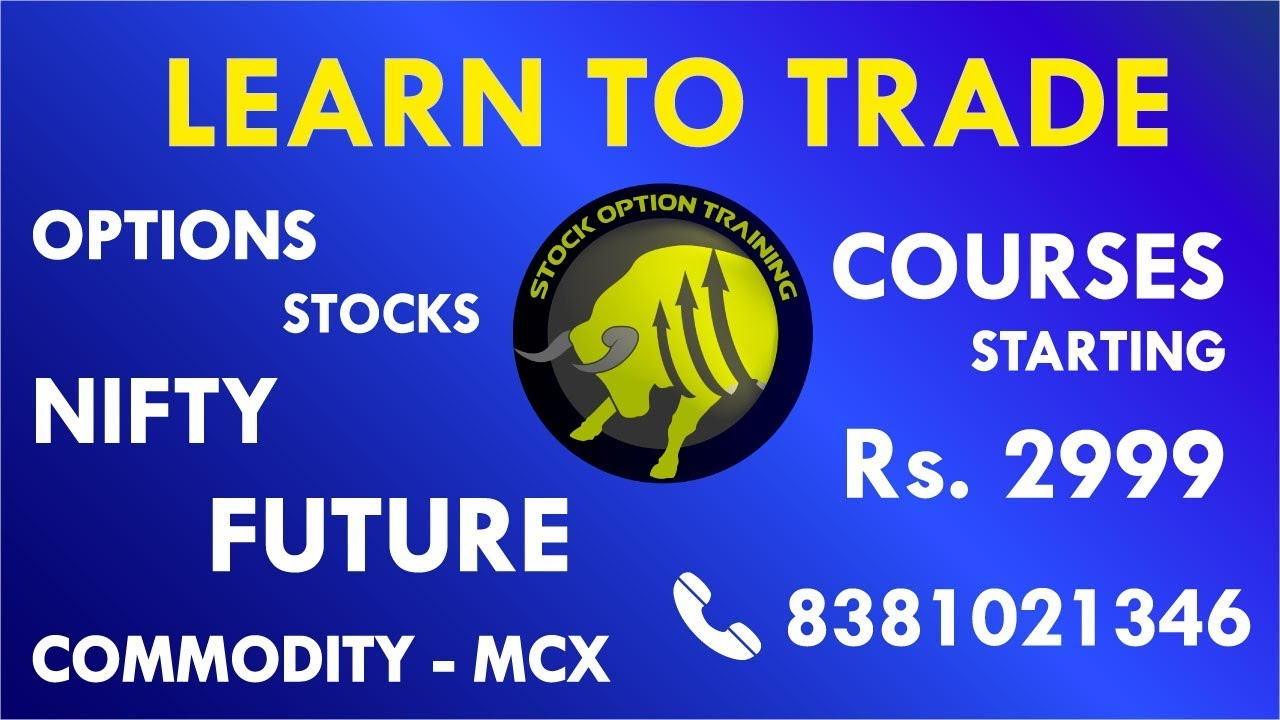 Pankaj jain option trading