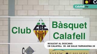 CB Calafell 71- AB Salle Tarragona 56
