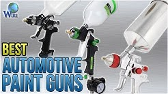 10 Best Automotive Paint Guns 2018
