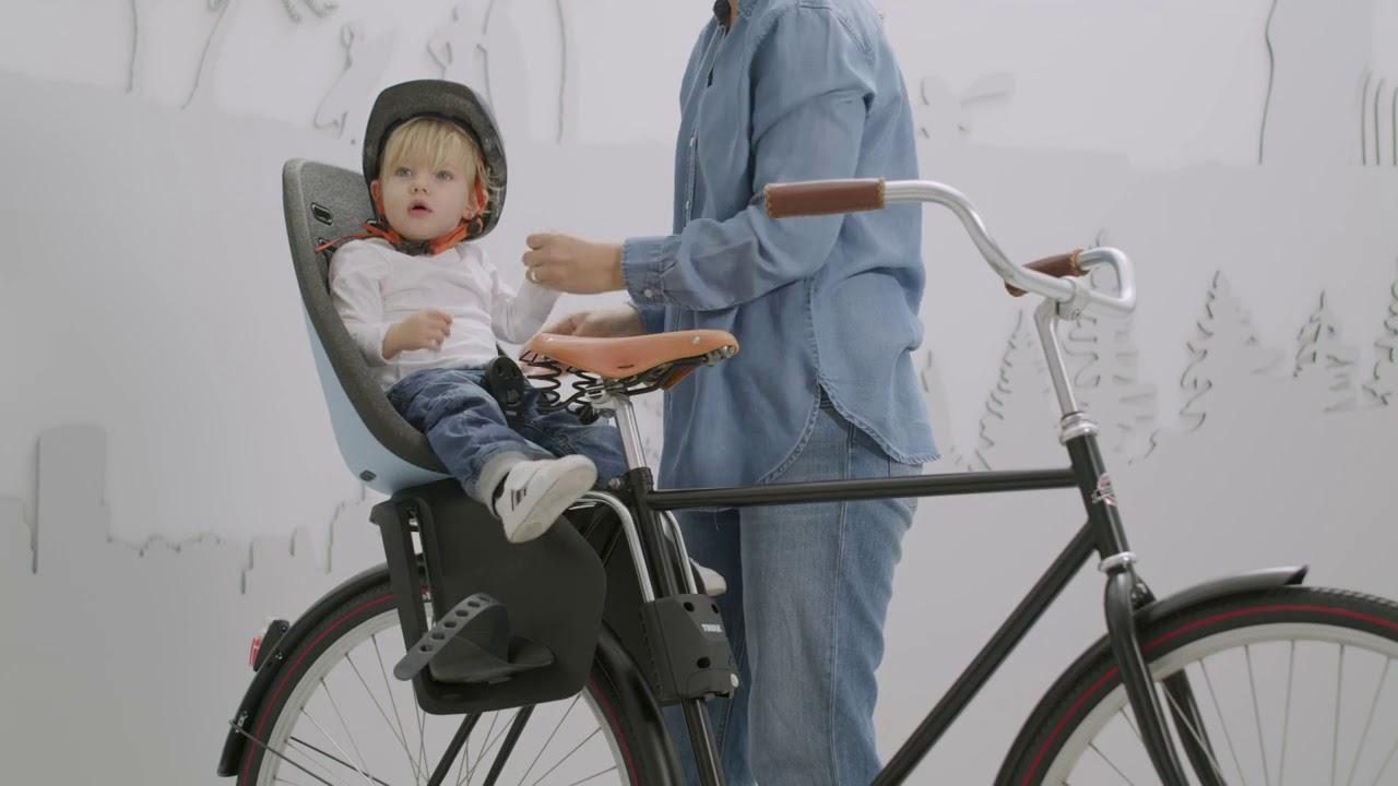 Thule Yepp Nexxt Maxi Rack Mount Child Bike Seat