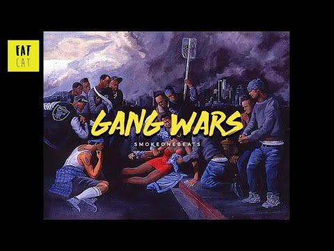 (free) 90s Old School boom bap type beat hip hop instrumental | 'Gang Wars' prod. by SMOKEONEBEATS