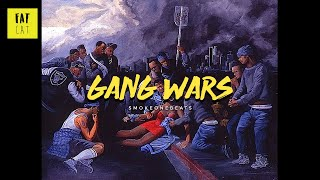 (free) 90s Old School boom bap type beat hip hop instrumental | 'Gang Wars' prod. by SMOKEONEBEATS