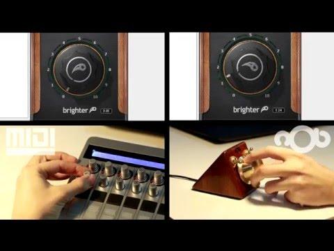 Precision Comparison: MIDI vs nOb
