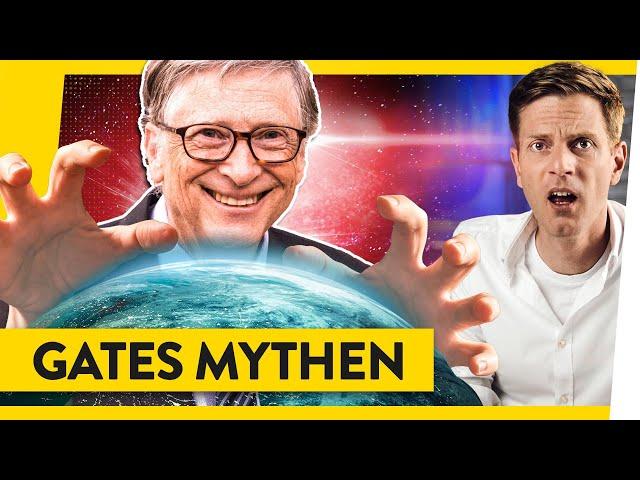 Wo der Hass auf Bill Gates herkommt | WALULIS