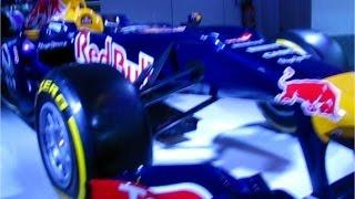 Formule 1 Redbull 2015 moteur renault à Paris