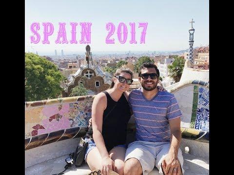 Spain & Monaco  2017   Go Pro Travel