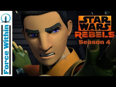 Speculation on New Titles and Release Date for the Second half of Star Wars Rebels Season 4