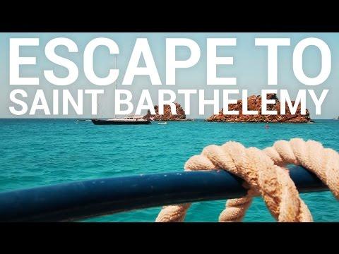 Escape to Saint Barthélemy // French West Indies