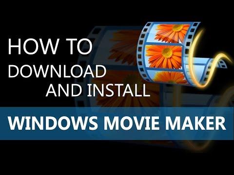 Cara Download dan Cara menginstal Movie Maker