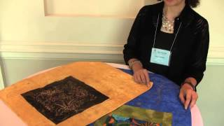 Nelly Vileikis - Almost Whole Cloth Quilt Class