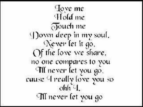 Faith Evans - I'll Never Let You Go