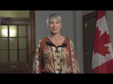 Government of Canada Ministers talk about the Generation Energy forum in Winnipeg