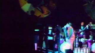 James Brown performs a medley of his songs. Live at the Apollo Theater. March,1968.